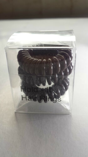 Hold It Hair Rings Spiral Hair Bands Stretchy Bobbles Hair Band Hairbands
