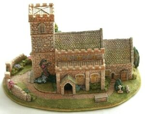 Lilliput-Lane-St-Andrew-039-s-Church-Dacre-L2572-complete-with-Deeds