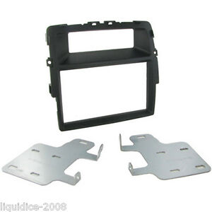 CT24VW06 Car Stereo Fitting Facia VW Passat 05-15 Double Din Frame
