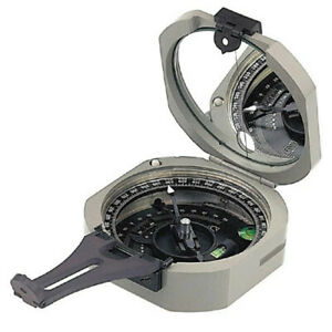 BRUNTON compass Com-Pro International zone M/M1 used with pouch