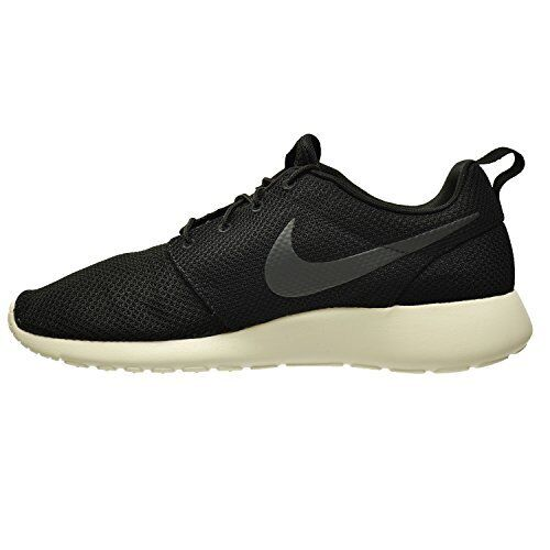 NIKE Roshe Run ~ Black / Anthracite Sail Casual Running Shoes ~ ~ NEW