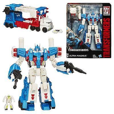 Transformers Combiner Wars ULTRA MAGNUS Leader Figure/'s FRONT CAB WHEEL part