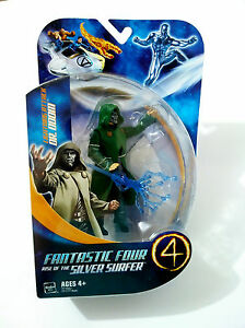 THE SILVER SURFER LOOSE FUGURE FANTASTIC 4 BEST BUY STORE EXCLUSIVE   2007