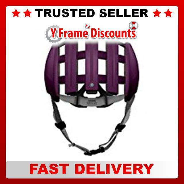 Carrera E00466 Foldable Helmet Purple Medium Large 58-61cm