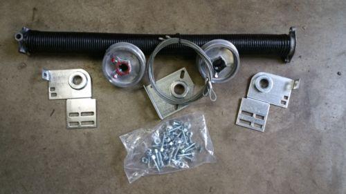 TorqueMaster Conversion to Standard Spring Kit for 10x7 Wayne Dalton Garage Door