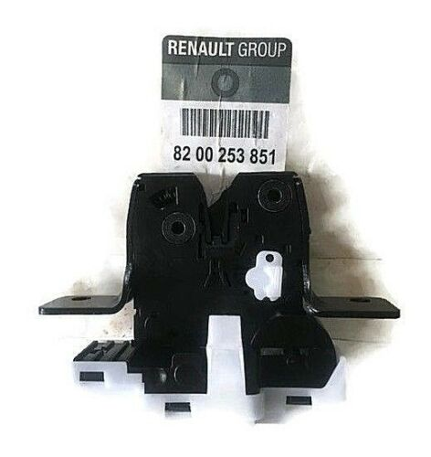 Original Renault hayon coffre serrure megane II CC 8200253851
