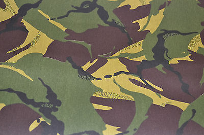 """Camo Cotton Drill Fabric 