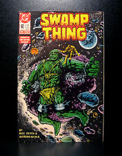 COMICS: DC: Saga of the Swamp Thing #62 (1980s), Darkseid app -RARE (alan moore)