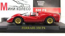 1/43 Ferrari 330 P4 Ferrari Collection De Fabbri Altaya IXO