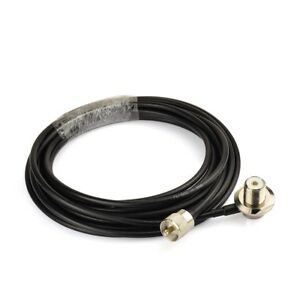 SO-239-Female-to-UHF-PL-259-Male-CB-Two-Way-Mobile-Radio-Antenna-Cable-20-feet