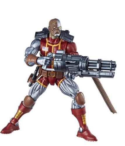 "Deathlok Marvel Legends Deadpool Sasquatch series 2018 6/"" loose action figure"
