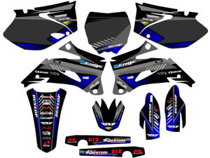 Details about 2008 2009 YZ 250F 450F GRAPHICS KIT YZ250F YZ450F YAMAHA DECO  DECALS 4-STROKE