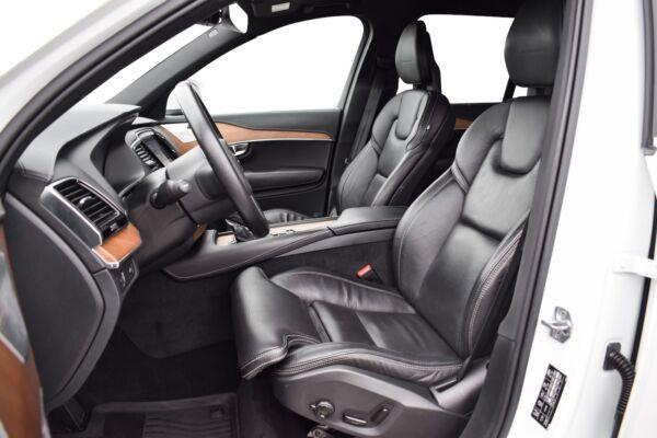 Volvo XC90 2,0 D5 235 Inscription aut. AWD 7p billede 6