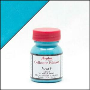 "Angelus Collector Edition Lederfarbe ""Aqua 8"" 29,5ml (26,95€/100ml)"