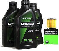 2001 Kawasaki Mojave 250 Oil Change Kit