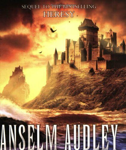 Inquisition: Book Two of the Aquasilva Trilogy By Anselm Audley