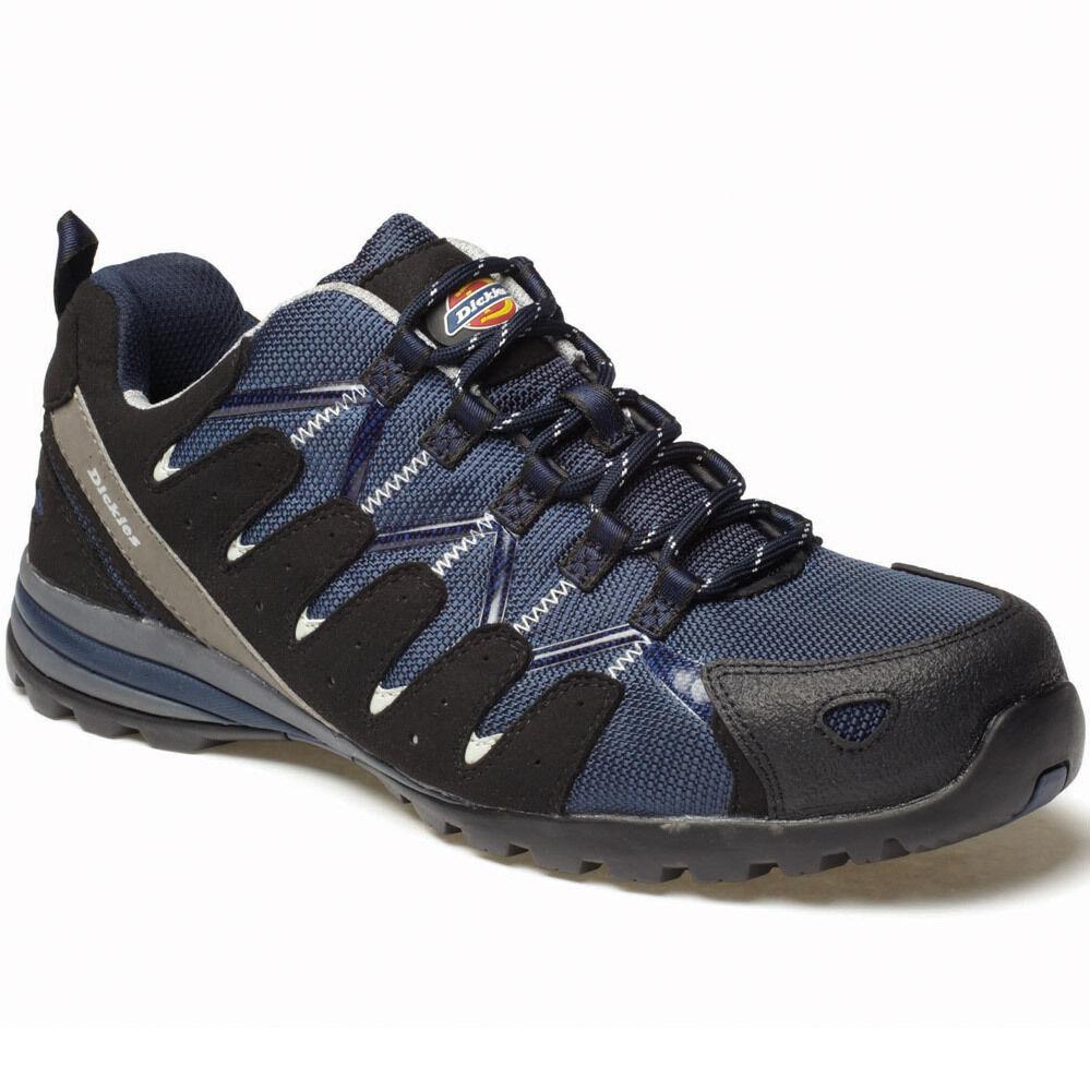 DICKIES COMPOSITE entrenadores Tiber Seguridad Zapatos De Trabajo Azul Marino para hombre FC23530