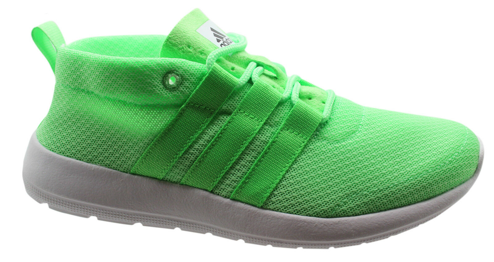 Adidas Element Voyager Shoes 2 Womens Textile Green Running Trainers Shoes Voyager B44339 U87 b504d4