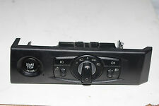 BMW 5 Series 3.0D Headlight Switch with Start Button 6988555