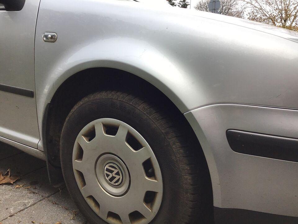 VW Golf IV, 1,9 TDi Trendline Variant, Diesel