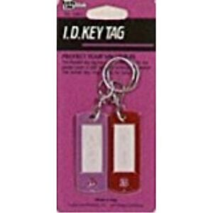 HY-KO PROD Key Tag/Swivel Ring, 2 Pack (KC139)