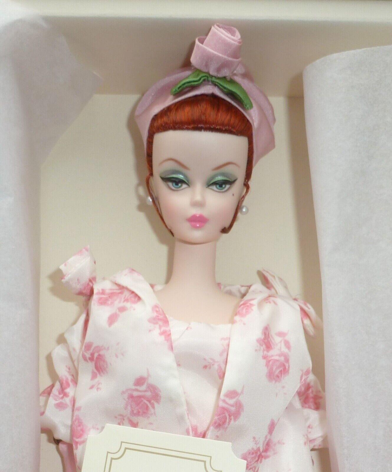 2012 Silkstone Fashion Luncheon Barbie Doll. NEW MIB