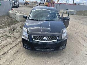 2009 Nissan Sentra SER