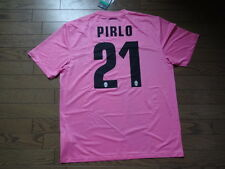 Juventus #21 Pirlo 100% Original Jersey Shirt 2012/13 3rd Still BNWT NEW XL
