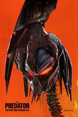 "Venom Poster 48x32/"" 36x24/"" 21x14/"" 2018 Tom Hardy Movie Film Art Print Silk"