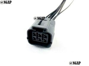 egr valve connector pigtail harness for mazda 2 3 5 6, 626 engine egr system egr valve wire harness list of wiring