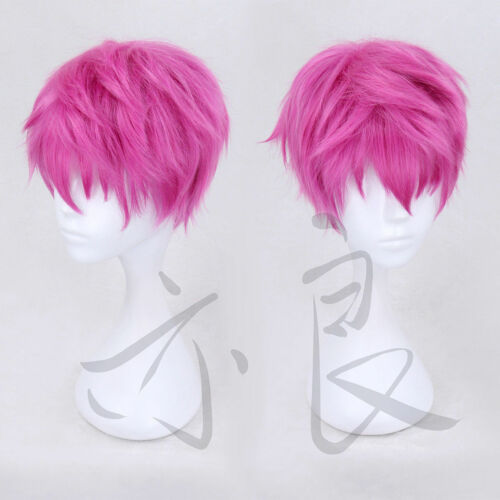 The Disastrous Life of Saiki K Saiki Kusuo no Ψ-nan 2 Cosplay Wig With Headwear