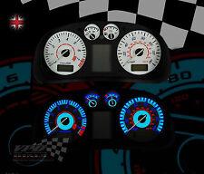 Seat ibeza mk2 140mph speedometer clock interior dash lighting upgrade kit