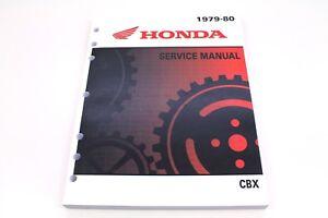 image is loading new-honda-service-shop-repair-manual-79-80-