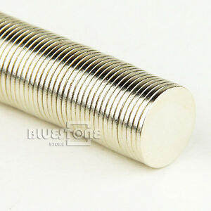 Lots-N35-D12mm-X-1mm-Round-Disc-Rare-Earth-Neodymium-Strong-Cylinder-Magnet-Bulk