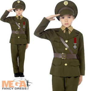 Boys army uniform