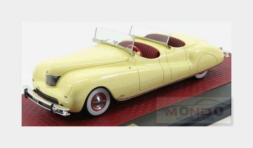 Chrysler Newport Dual Cowl Pheaton Lebaron Cabrio 1941 MATRIX 1 43 MX20303 -021 M