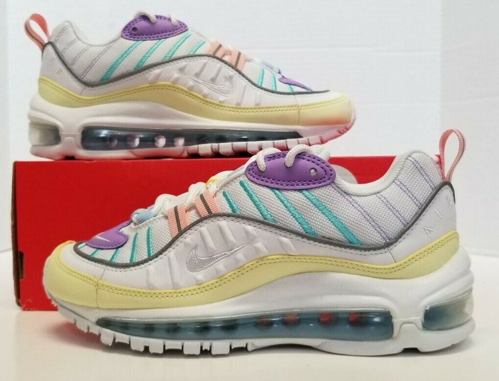 Size 5 - Nike Air Max 98 Easter Pastels for sale online | eBay