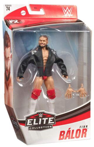 WWE Finn Balor Club Red MATTEL ELITE SERIES 74 Wrestling Figure NXT action WWF