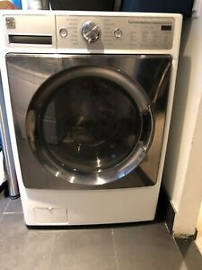 Kenmore Elite Front-Load Washer 41682, 4.5 cu. ft- white