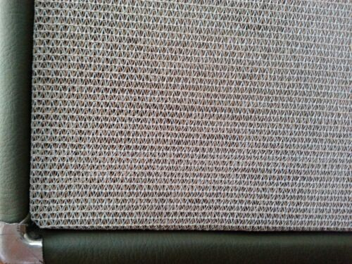 "DIY 36/""x36/"" Tan Grill Cloth For Guitar//Bass Amp PA Speaker Cabinet 91cm x 91cm"