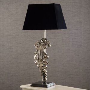 Boutique Hotel Table Lamp
