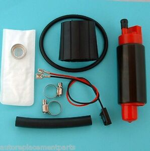 255LPH-In-Tank-Electric-Fuel-Pump-High-Performance-Install-Parts-CHEVROLET-2