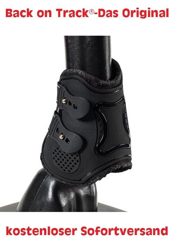 Back on track ® Royal fetlock botas, novedad   streichkappen cob, negro
