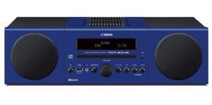 YAMAHA-Sistema-Micro-Hi-Fi-MCR-B043-BLU-lettore-CD-radio-FM-Bluetooth-USB-ok