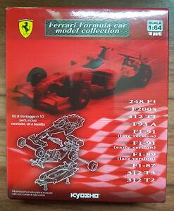 Kyosho-Ferrari-Formula-Car-Model-Collection-Scale-1-64-Kit-Lucky-Dip
