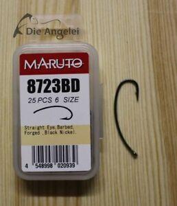 Maruto-8723BD-Fliegenhaken-Steinfliegenhaken-geschmiedet-in-3-Groessen