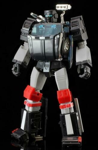 NUOVO in azione MMC Transformers Oculare MAX PS06 terraegis PISTOLE MITRAGLIATRICI Trailbreaker cifra