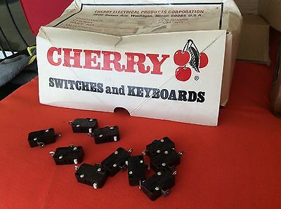 CHERRY ELECTRIC E23 LIMIT SWITCH *NEW NO BOX*