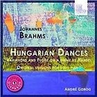 Johannes Brahms - Brahms: Hungarian Dances; Variations & Fugue on a theme by Handel (2013)