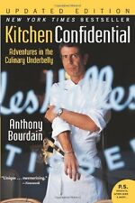 P. S.: Kitchen Confidential : Adventures in the Culinary Underbelly by Anthony Bourdain (2007, Paperback, Revised)